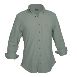 Microfleece Pique Grey Shirt