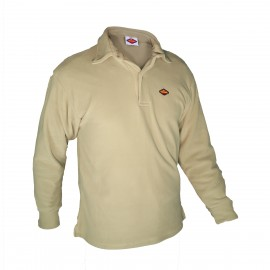 Fumarel Polo Microfleece Ivory