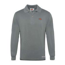 Sea Haze Long Sleeve Polo
